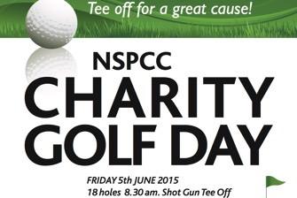 NSPCC Charity Golf Day